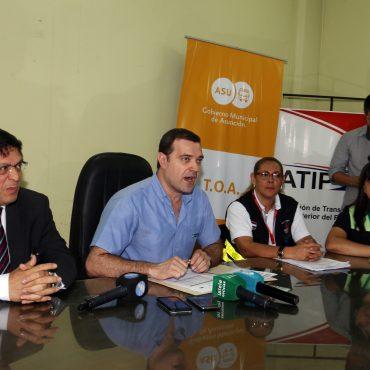 Operativo Fin de Año está en pleno apogeo en la Terminal de Ómnibus de Asunción (TOA)